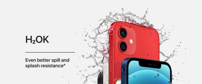 iPhone 12 mini Waterproof