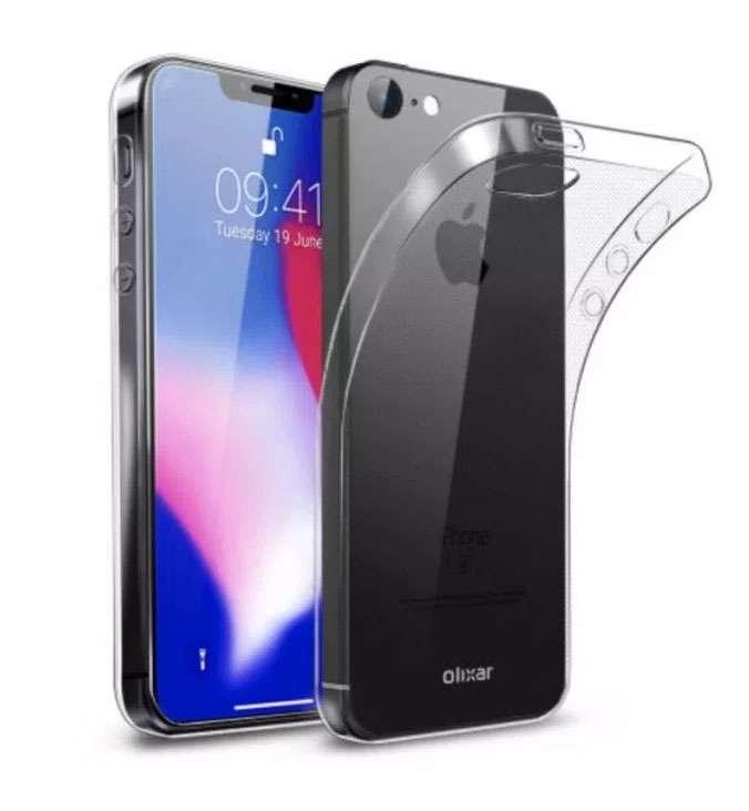 iPhone SE 2 concept case