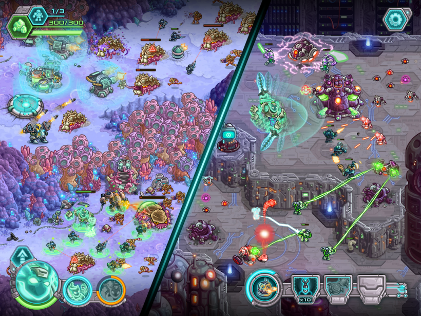 Kingdom Rush developer announces Iron Marines release date | The
