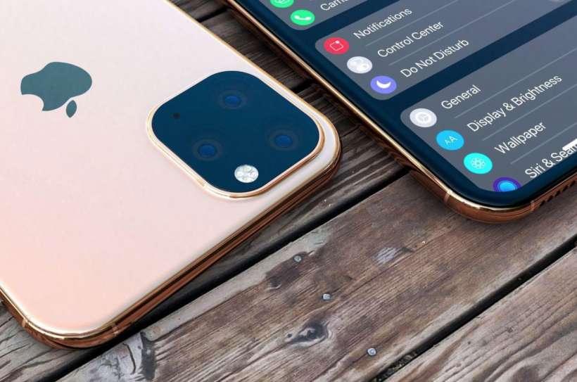 iPhone 11 Pro concept rendering Hasan Kaymak