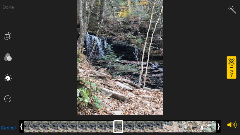 How to edit Live Photos and change the key photo on iPhone and iPad.