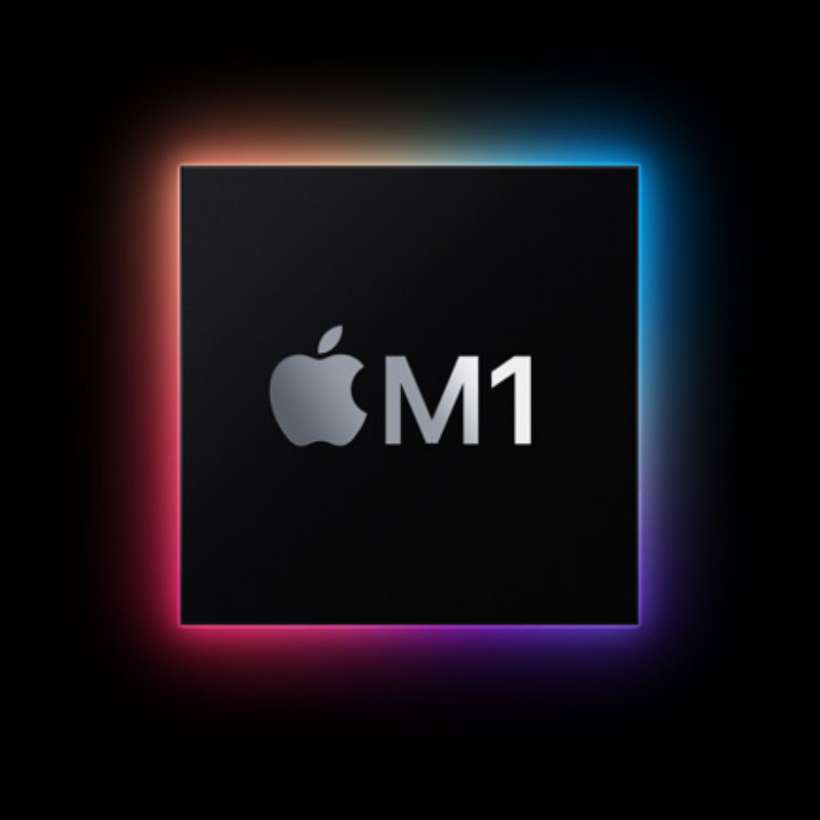 Apple M1 logo