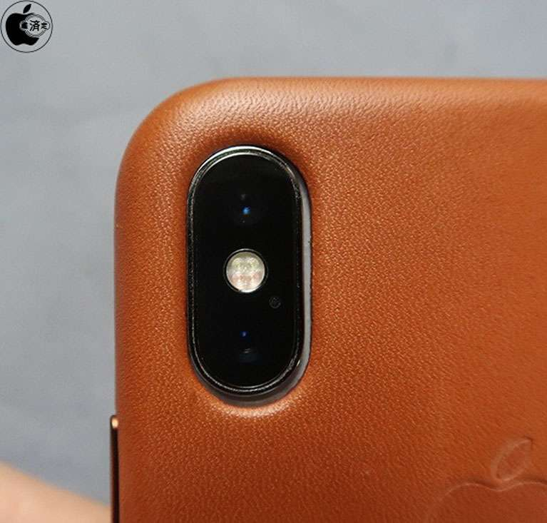 iPhone XS case with iPhone X