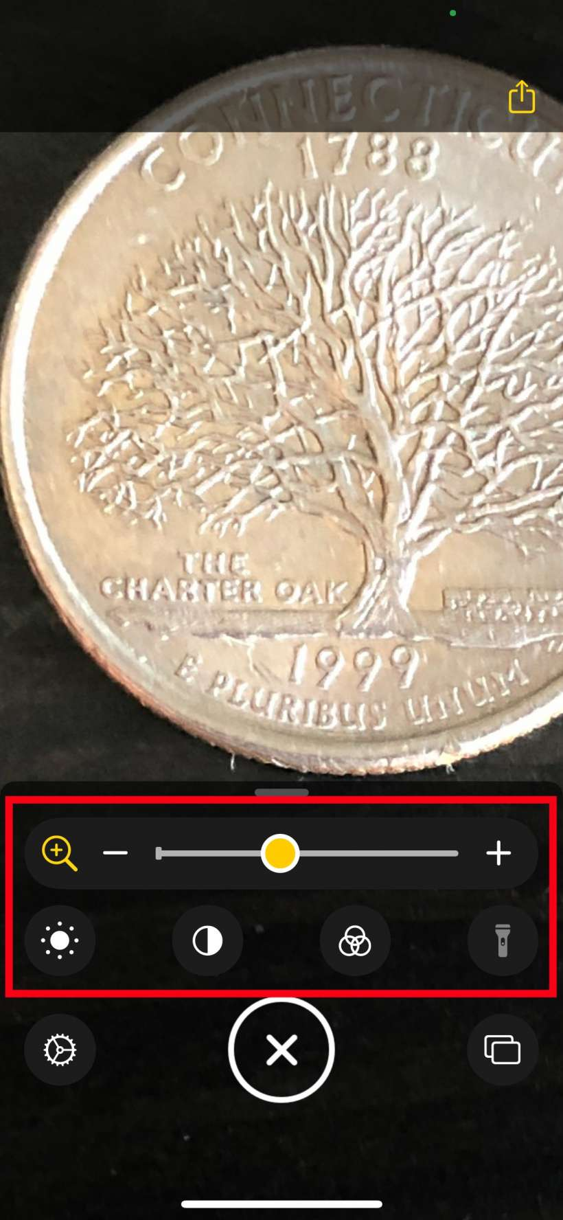 How to use the updated magnifier in iOS 14 on iPhone and iPad.