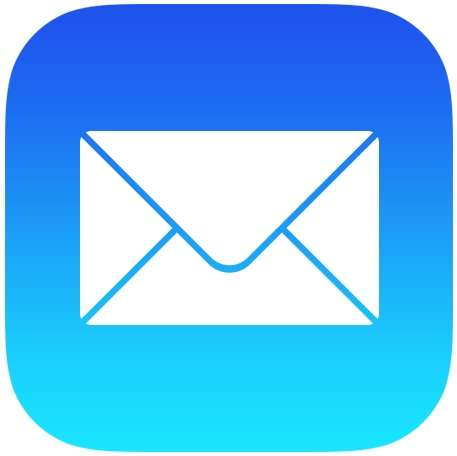 How to insert hypertext links into emails on iPhone and iPad.