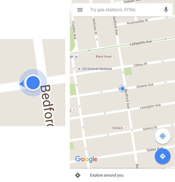 How to add a directional arrow to Apple Maps | The iPhone FAQ Directional Maps on