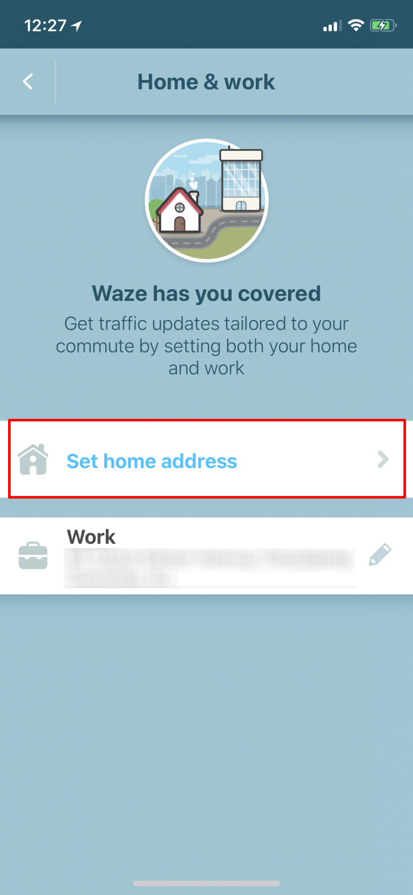 How to quickly navigate home in Waze and Google Maps | The ... Set Home In Google Maps on tomtom home maps, google earth street view, search maps, google home work, google earth dead body, google earth oahu, google home page design, google home plans,