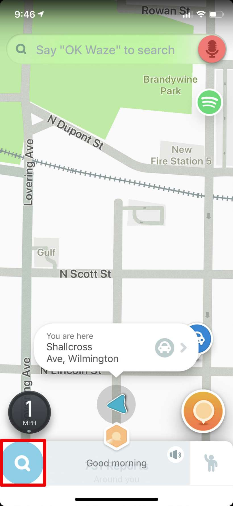 How to change your car symbol on Google Maps and Waze on iPhone.