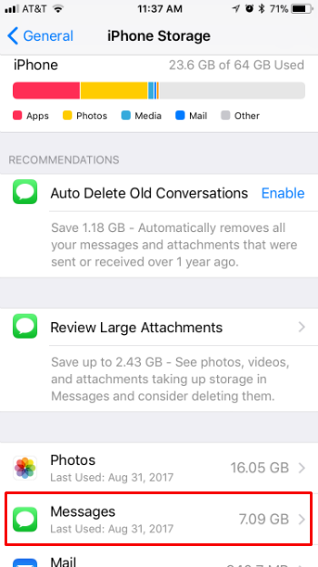 How to save all images and photos from Messages on iPhone or iPad.