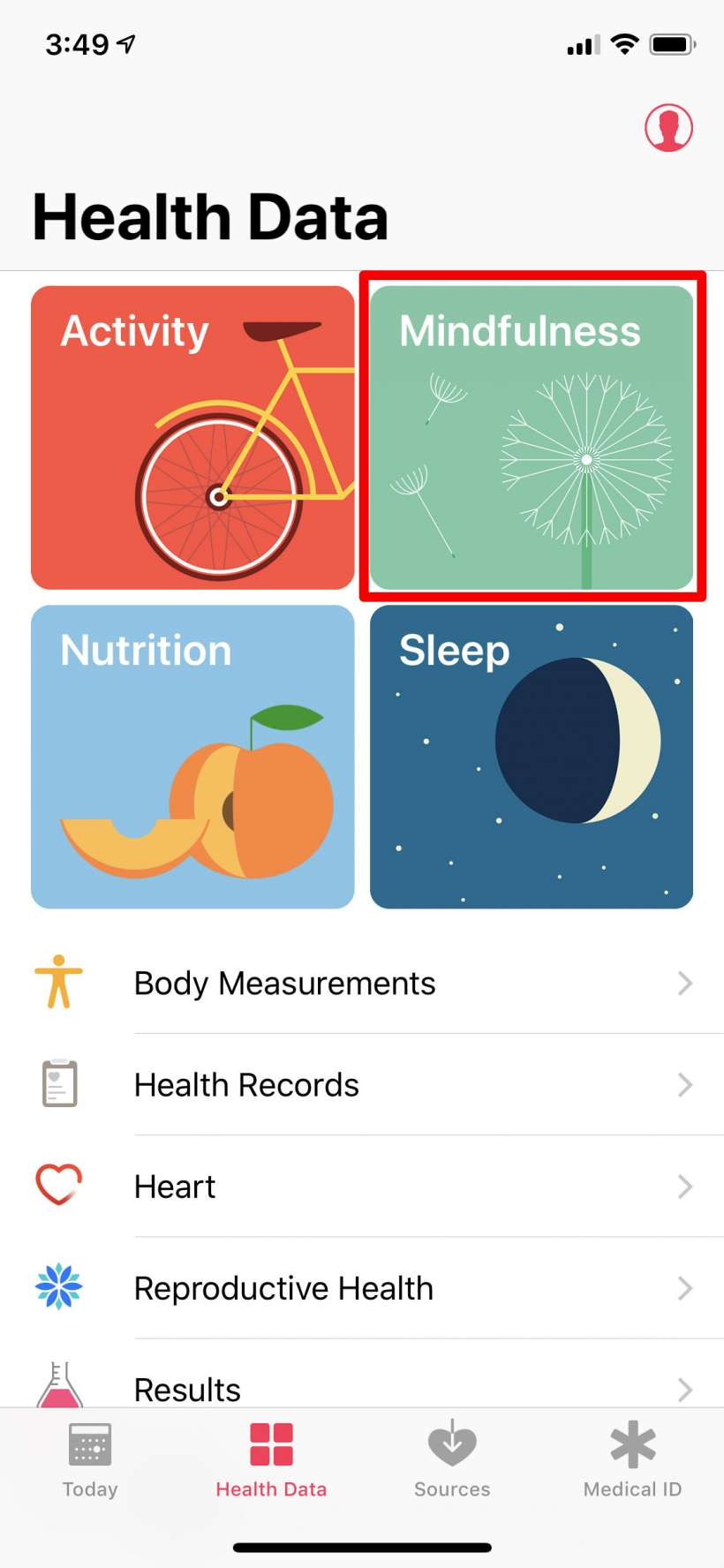 How to keep track of your mindful minutes with your Health app on iPhone and iPad.
