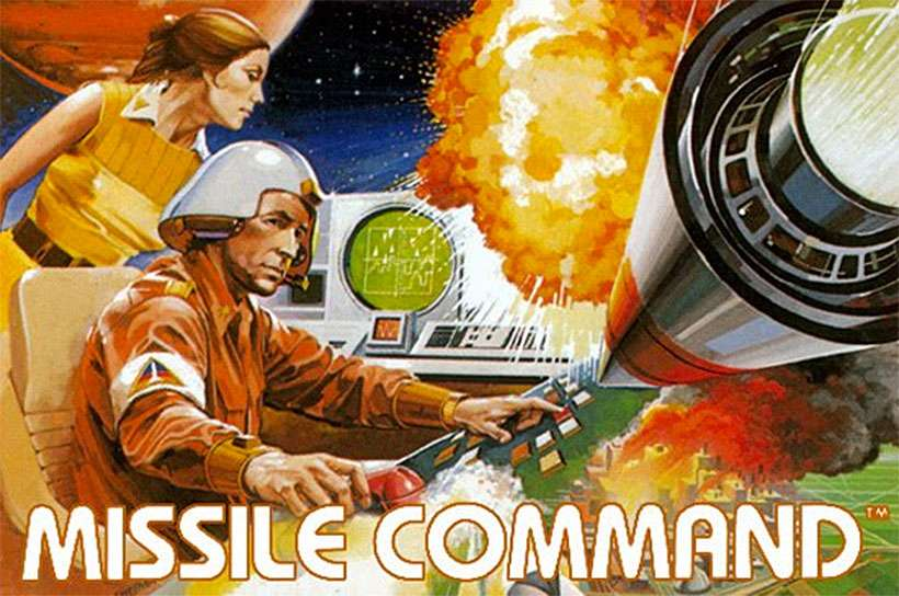 Missile Command art