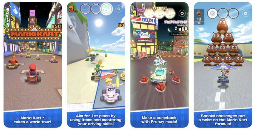 How to pre-order Nintendo's Mario Kart Tour for iPhone