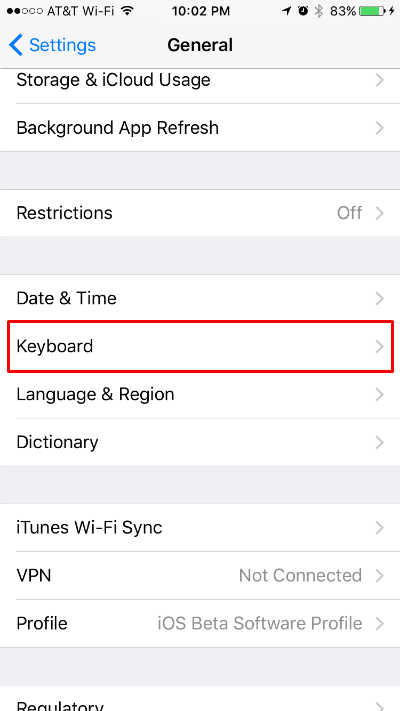 How to add another language to the keyboard on iPhone or iPad.