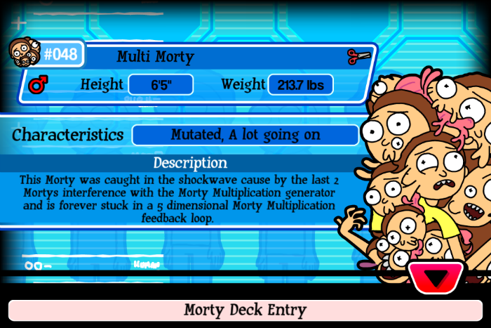 Multi Morty