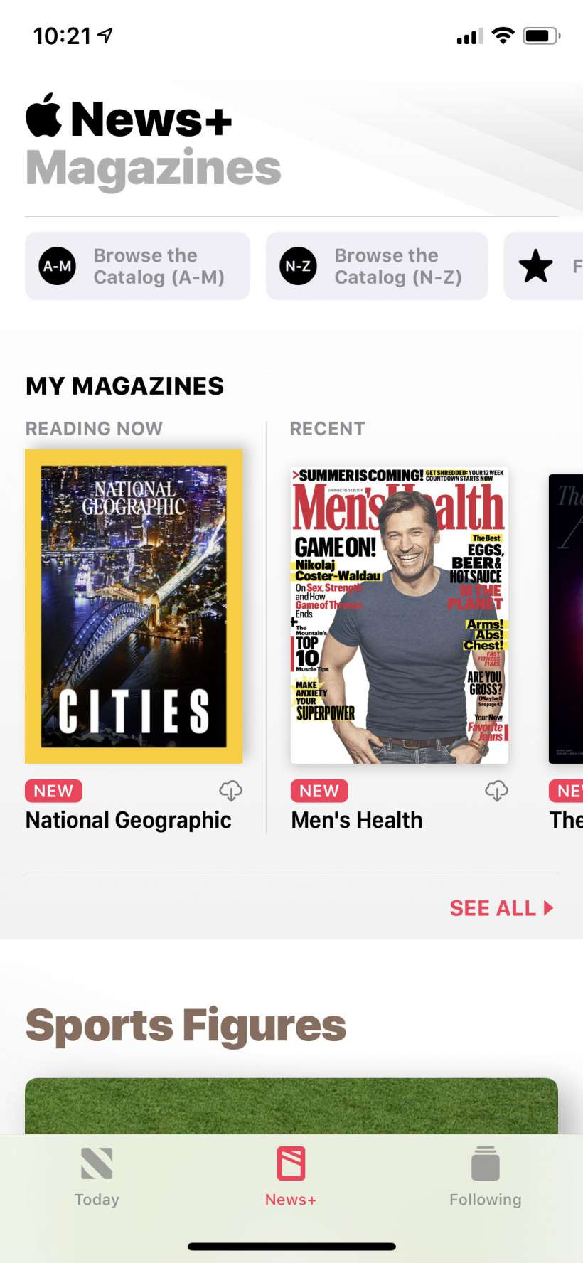 How to subscribe to Apple News Plus on iPhone and iPad.