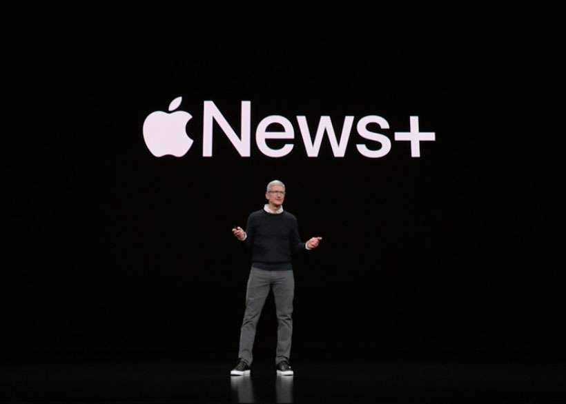 Apple News+ announcement