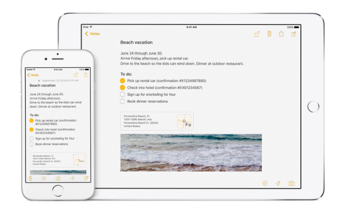 How to sync iPhone Notes with Mac.