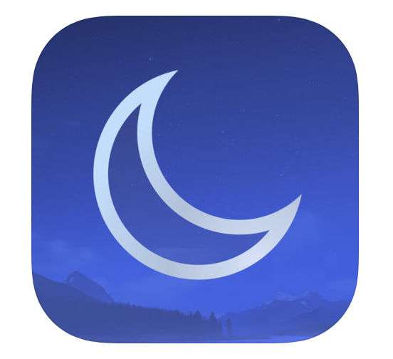 How to turn your iPhone into a bedside table clock in landscape orientation with Nightstand for iOS.