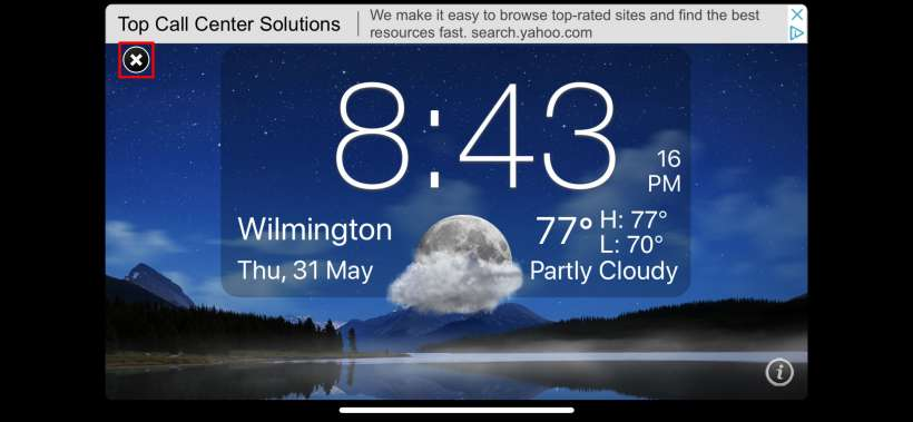 How to turn your iPhone into a bedside clock with Nightstand | The