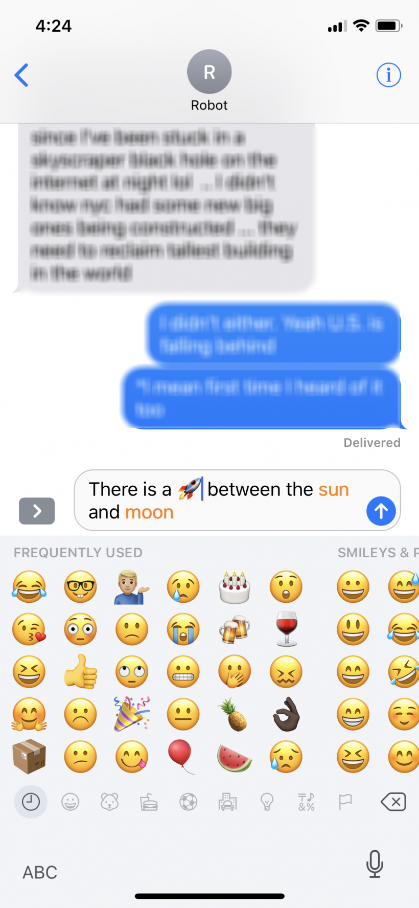 How to quickly replace text with emojis on iPhone and iPad.