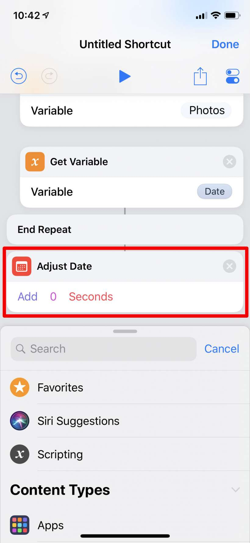 How to make your own shortcuts on iPhone and iPad.