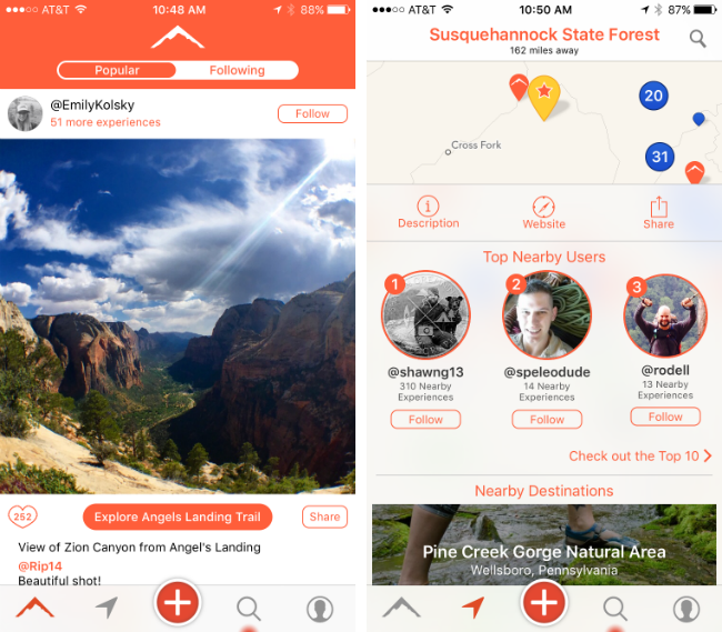 4 Apps For Summer Outdoor Adventures The Iphone Faq