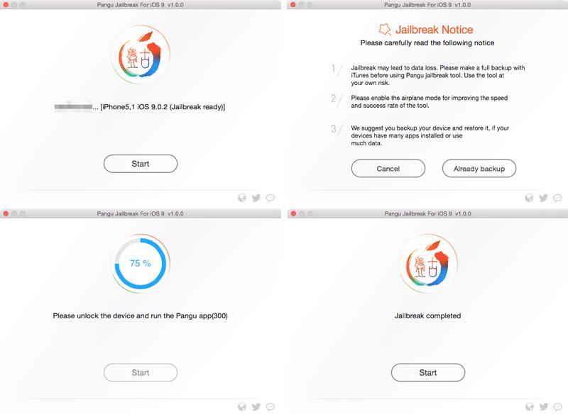 How to jailbreak iOS 9 on Mac with Pangu | The iPhone FAQ
