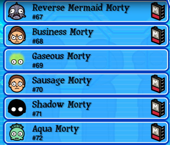 Morty Guide 12