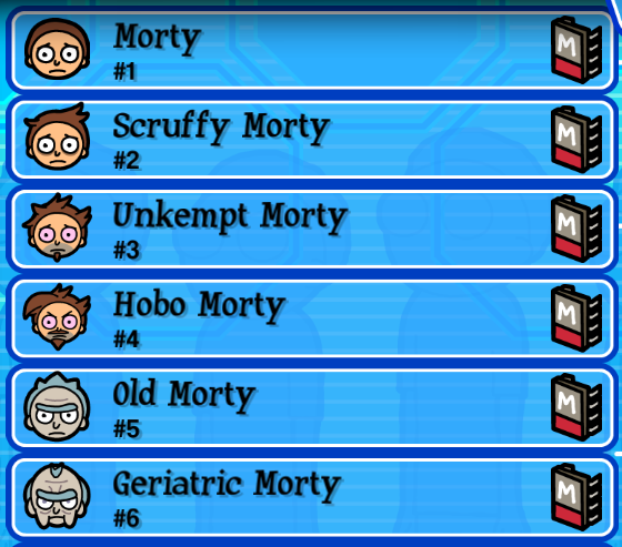 Morty Guide