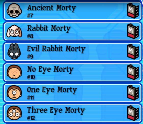 Morty Guide 2