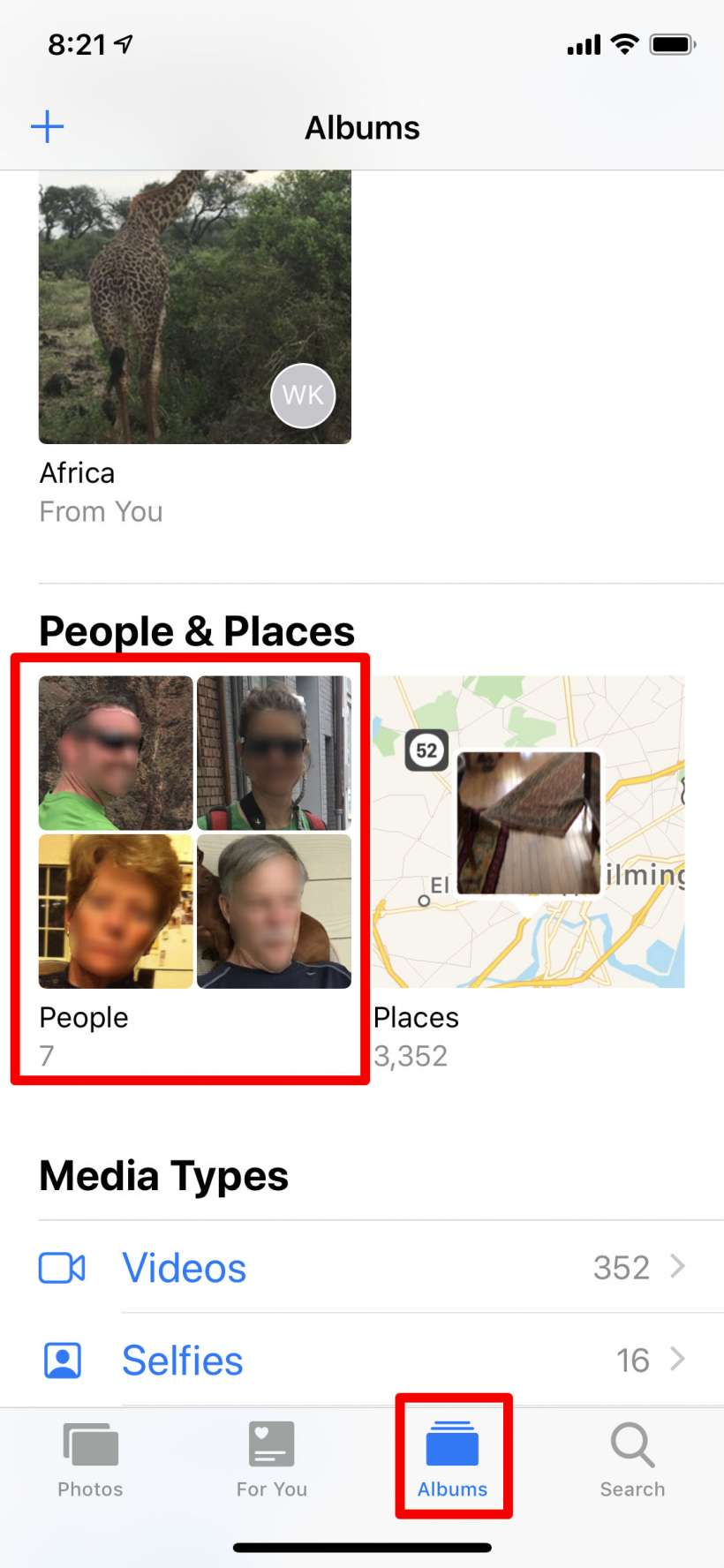 How to add family and friends to the People album in Photos on iPhone and iPad.