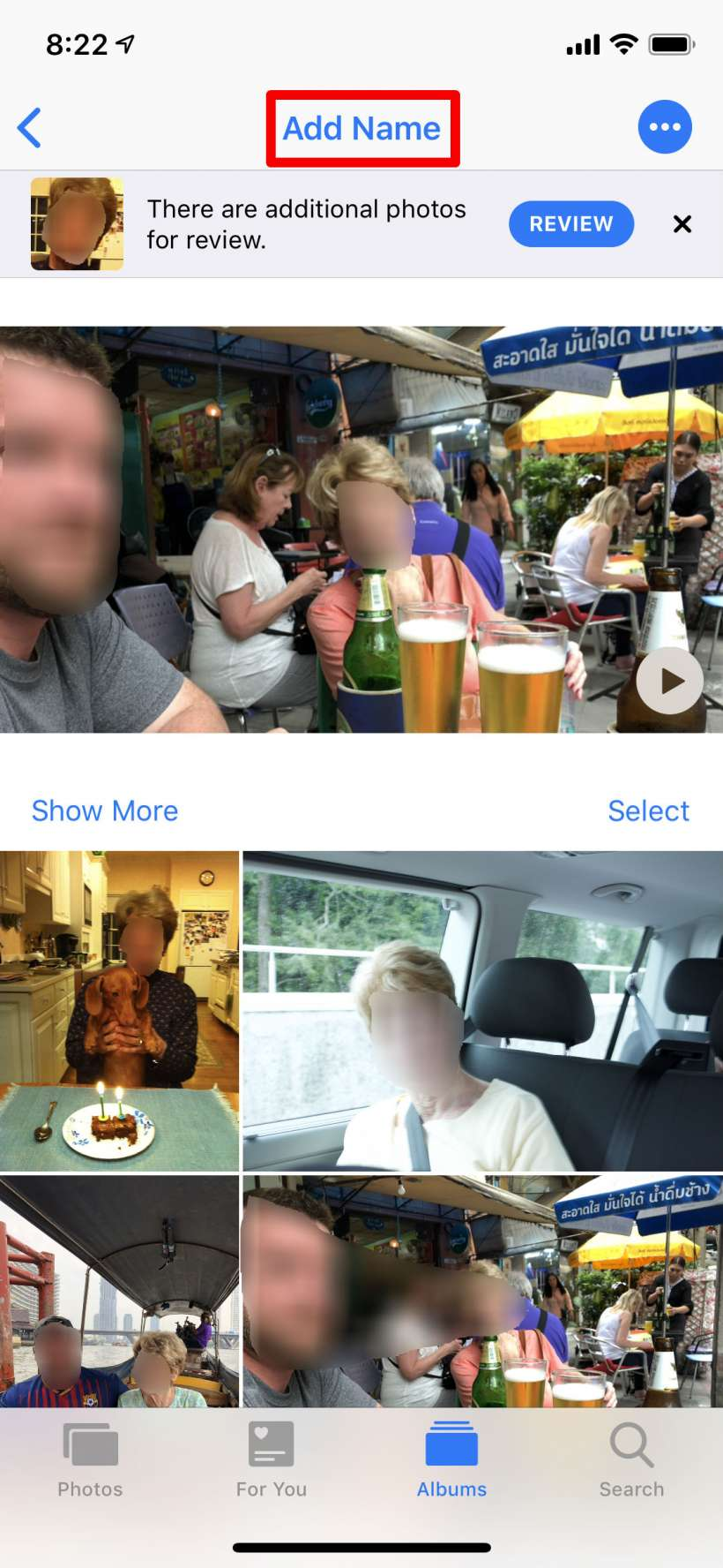How to tag family and friends in the People album in Photos on iPhone and iPad.