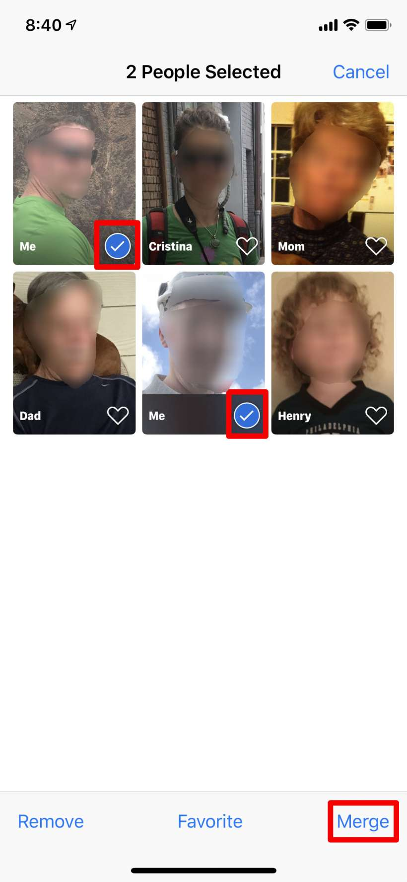 How to name people in Photos on iPhone and iPad.