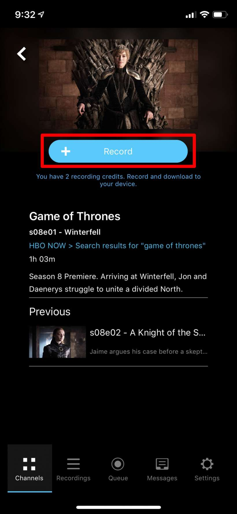 How to watch HBO, Showtime, Hulu, Netflix and more offline with PlayOn Cloud on iPhone and iPad.