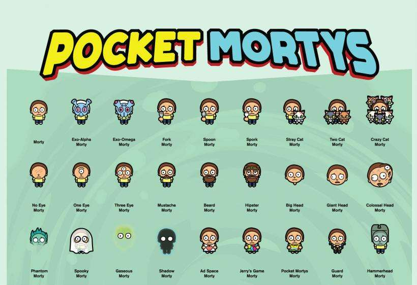 Pocket Mortys Guide