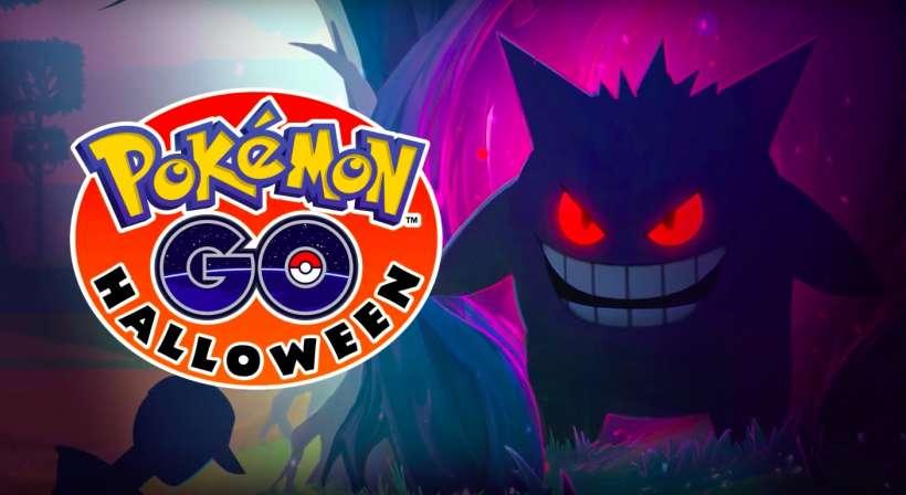 Pokémon GO Halloween Event 2016
