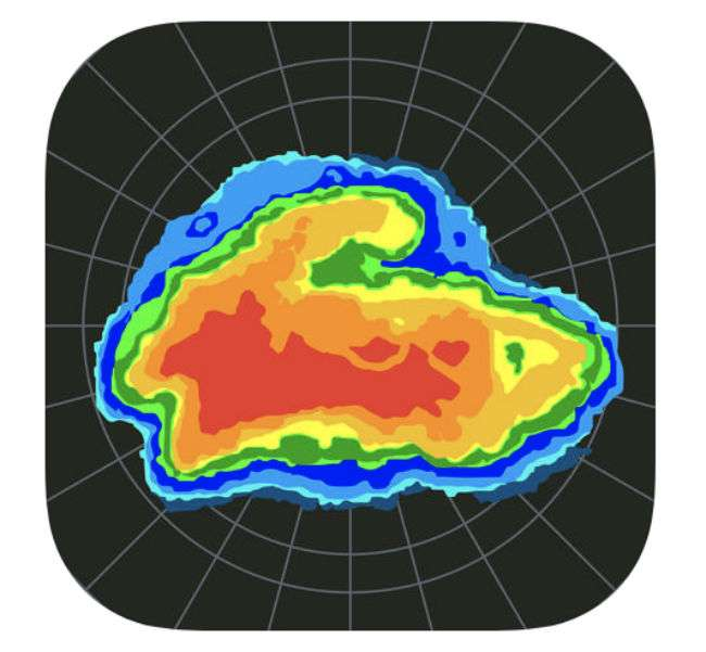 4 best free weather radar apps for iPhone.