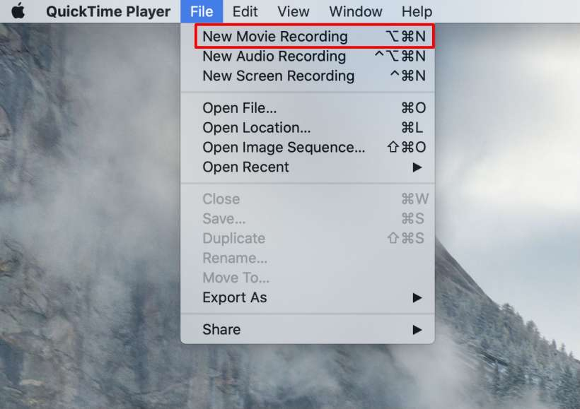 How to make screen recordings of Apple TV 4K using your Mac.