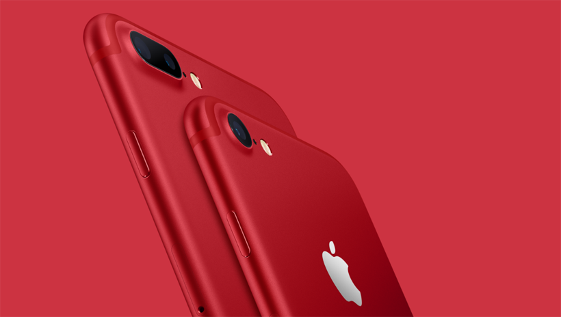 iPhone 7 Special Edition PRODUCT(RED)