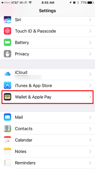 How to remove credit card from app store
