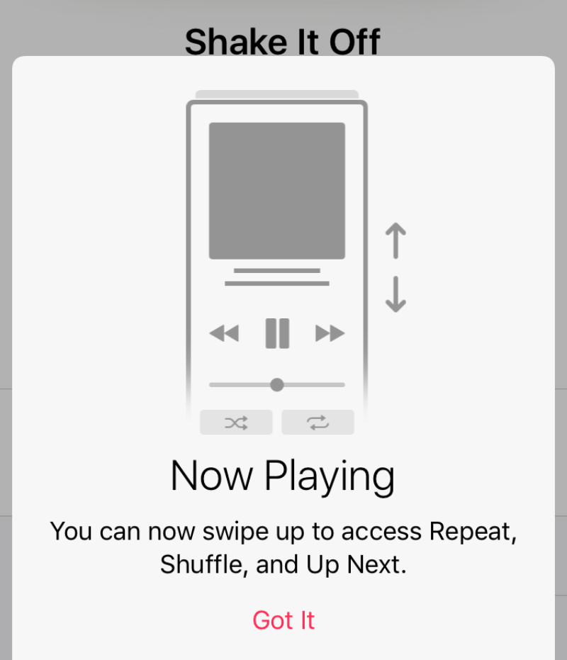 ... repeat a song / album playing in the iPhone iPod app? | The iPhone FAQ