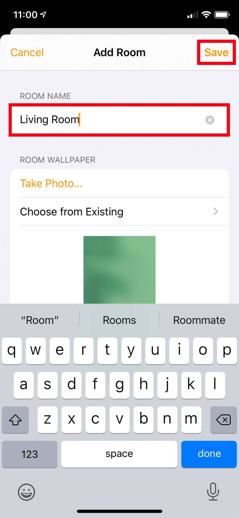 How to create rooms and zones in Home app for iPhone and iPad.
