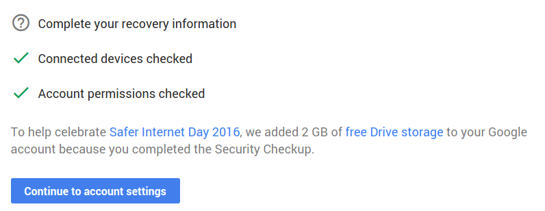 Google Security Day