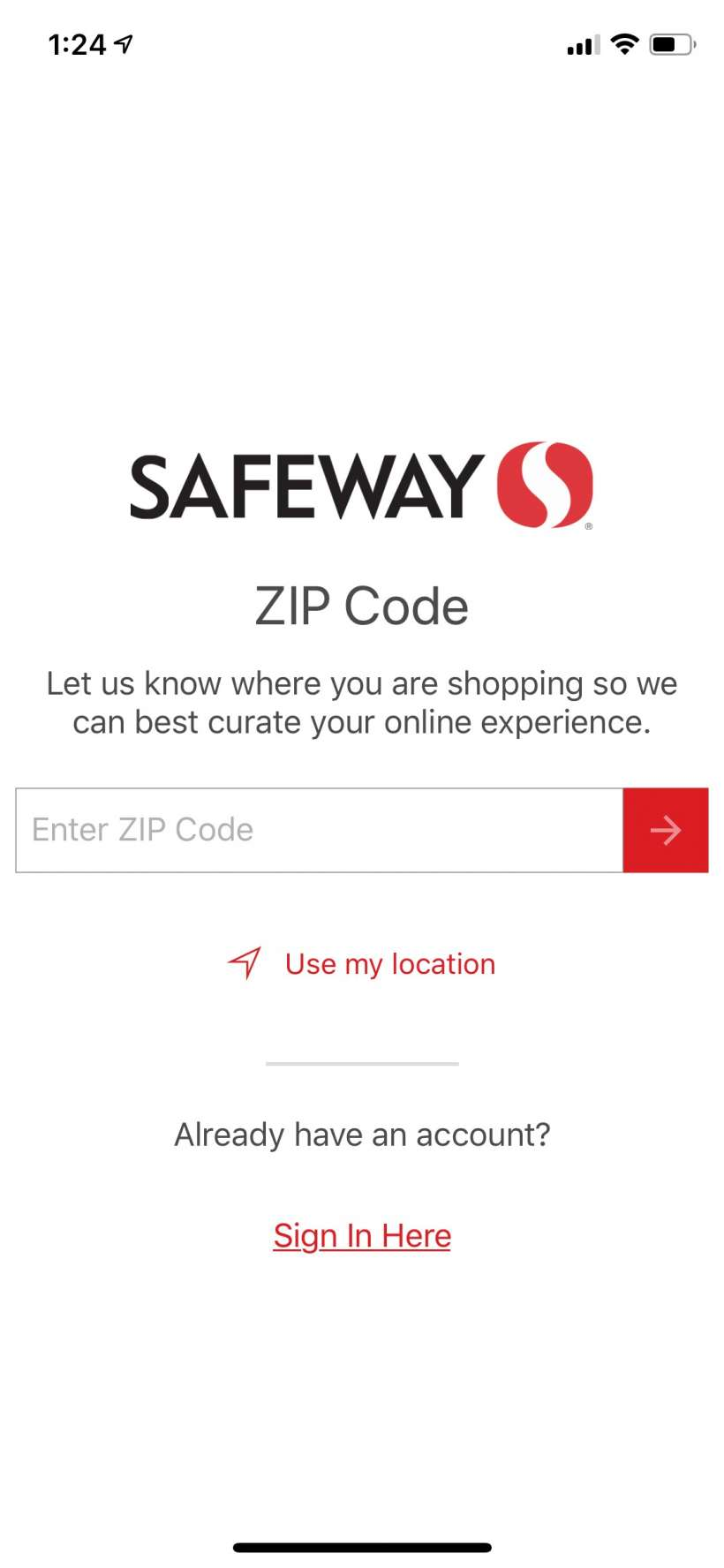 How to shop Safeway groceries online from your iPhone or iPad.