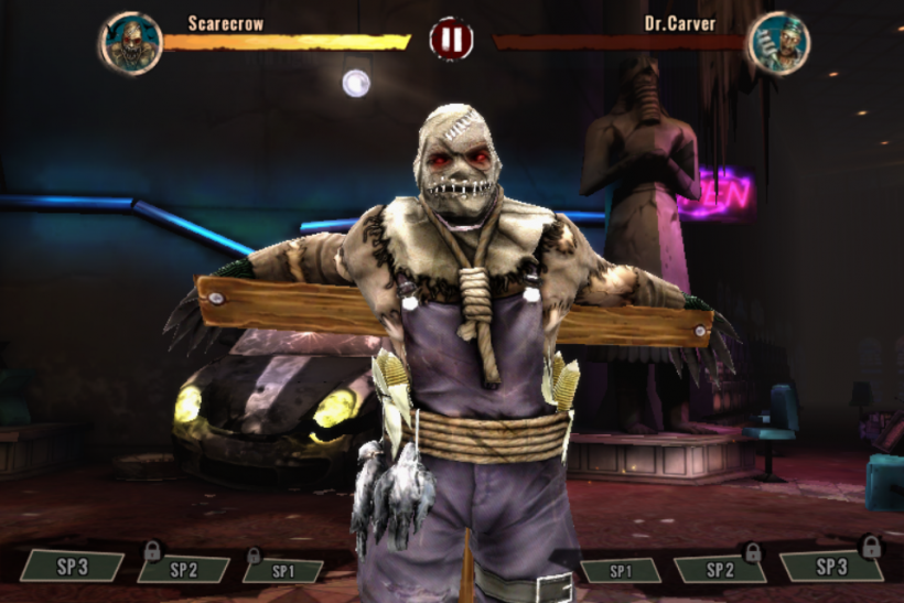 Zombie Deathmatch Scarecrow