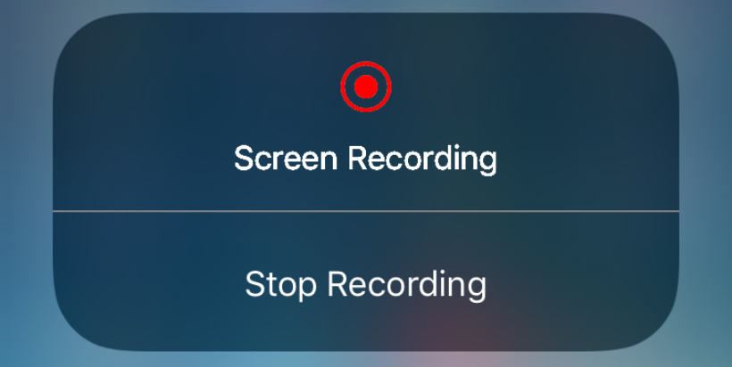 How to use screen recording in iOS 11 for iPhone and iPad.