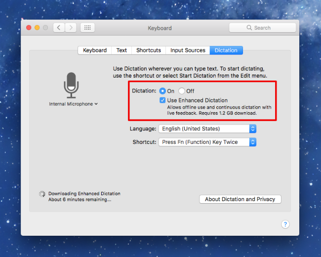 How to set up Hey Siri on your Mac.
