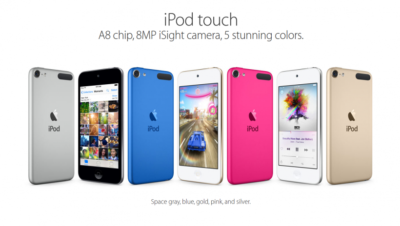 Sixth-Generation iPod touch