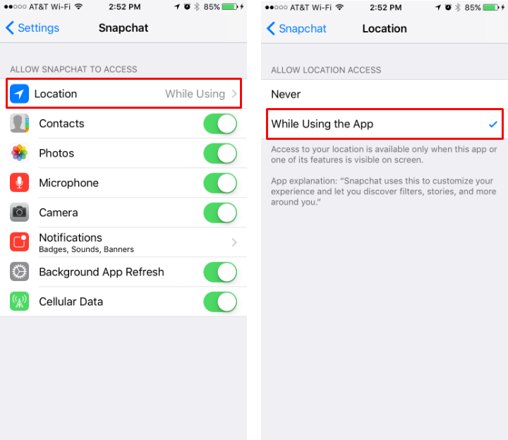 How to use Snapchat's Snap Map on iPhone and iPad.