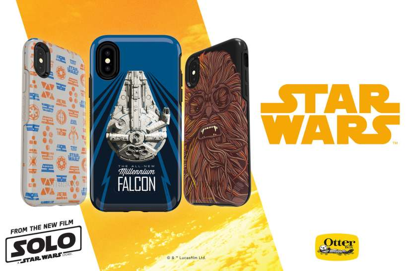 Solo: A Star Wars Story iPhone Cases